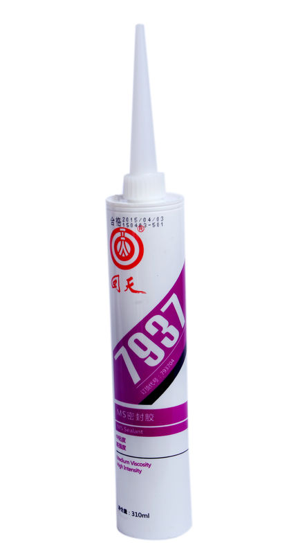 Weather Proof Neutral Silicone Sealant For Doors And Windows 300ml / 590ml